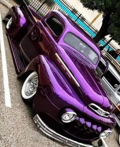 1951 Ford Pickup - pick up - Auto Custom Pickup Trucks, Classic Pickup Trucks, Old Pickup Trucks, Hot Rod Trucks, Cool Trucks, Jeep Pickup, Semi Trucks, Big Trucks, Up Auto