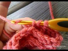 Fiber Flux: Free Crochet Pattern...The Every Man Scarf