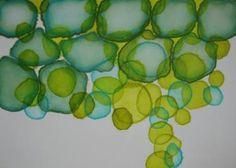 "Saatchi Art Artist Marion Wesson; , ""Oblik 4"" #art"