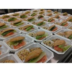 Customer submitted photo - Boxed Lunches by Brandon R. from Mr.Roland's Catering, LLC