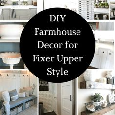 Farmhouse Decor is so popular right now. It seems like since the dawn of Pinterest, farmhouse style has become more and more popular. Add in the hit show, Fixer Upper, and you have almost a cult decor following. The thing I love about it is there are so many things that you can make and …