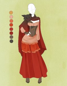 :: Commission Outfit June 03 :: by VioletKy on DeviantArt