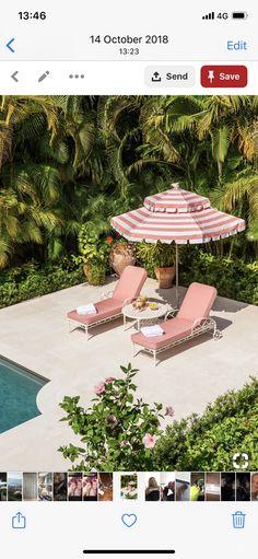 Santa Margherita, Outdoor Furniture, Outdoor Decor, Sun Lounger, Home Decor, Chaise Longue, Decoration Home, Room Decor, Home Interior Design