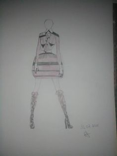 """,, Drawing made by me . """""""