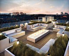 Терраса на крыше дома: вдохновляющие идеи, стильные примеры, юридические аспекты...
