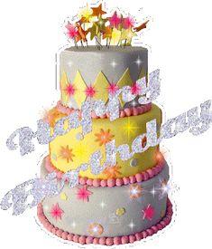 Happy Birthday wallpaper in The Happy Birthday Fanpop Users Club Happy Birthday Sparkle, Happy Birthday Ecard, Happy Birthday Wishes Cake, Happy Birthday Video, Happy Birthday Celebration, Birthday Blessings, Glitter Birthday, Happy Birthday Pictures, Happy Birthday Messages