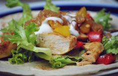 Chicken Fajitas! #foodseries by sisikey
