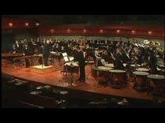 Concerto for Percussion - by Bruce Yurko, performed by University of North Texas Wind Symphony