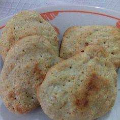 Receita de Bolachinhas de coco low carb. Enviada por Noely Silva e demora apenas 15 MIN.