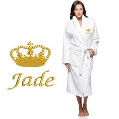 9770abec5 36 Best Custom Embroidered Bathrobes images in 2018 | Needlepoint ...