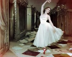 Moira Shearer - The Red Shoes, 1948