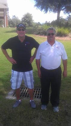 Boma Jacksonville Golf Tournament 2014 Our Manager Bruce and Account Manager David Representing AFS. South Hampton Golf Club