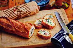 おもてなしに、持ち寄りにぴったり! 「スタッフドバゲット」をご存知?【オレンジページ☆デイリー】料理レシピをはじめ、暮らしに役立つ記事をほぼ毎日配信します!