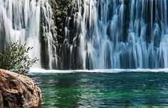 Las mejores piscinas naturales de España © Enrique Domingo / Flickr (Creative Commons)
