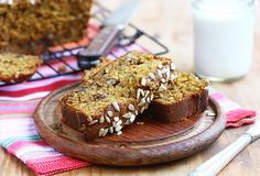 Nutty Seedy Pumpkin Bread- maybe we're jumping the gun on fall foods here...but does anyone blame me?