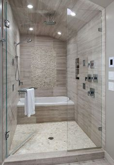 Jacuzzi inside the shower... Genius SAVAGE Interior Design | Contemporary Design | 3 | ljs