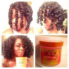 I never thought about using twist and lock gel on my twist outs, I'll be trying this soon...
