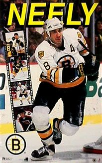 RARE Cam Neely, Boston Bruins - Have 7 in my collection!