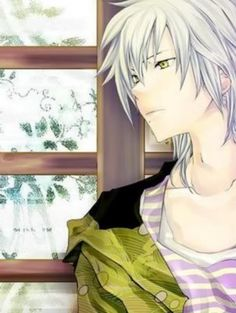 Love Silver or White hair ~