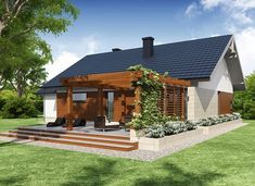 Gorgiasz - zdjęcie 1 Iron Pergola, Pergola Carport, Wooden Pergola, Backyard Pergola, Pergola Plans, Gazebo, Pergola Ideas, Pergola Attached To House, Pergola With Roof