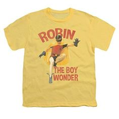 Batman Classic TV Boy Wonder Youth T-Shirt
