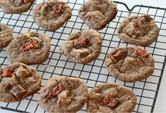 Well these Thermomix Cherry Ripe Biscuits are for you! Packed full of yummy Cherry Ripe pieces, they also contain milk chocolate! Chocolate Cookie Recipes, Chocolate Chip Cookies, Chocolate Cherry, Melting Chocolate, Biscuit Recipe, Cooking With Kids, Something Sweet, Tray Bakes, Biscuits