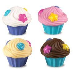 Munchkin+Cupcake+Bath+Squirter+Set