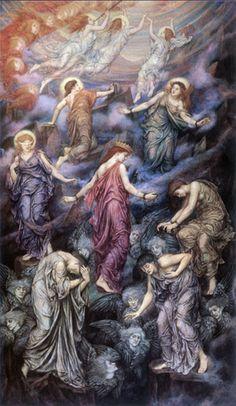 Evelyn-de-Morgan-xx-Kingdom-of-Heaven-xx-Public-collection