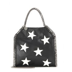 78a1f26d7f7a Stella McCartney - Falabella Mini faux leather shoulder bag - Cosmic chic  reigns supreme with this