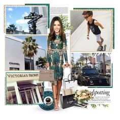 """""""Rodeo Drive - CA ✈"""" by hsane ❤ liked on Polyvore featuring moda, Atelier, Melissa, Chanel, Hermès e Linda Farrow"""