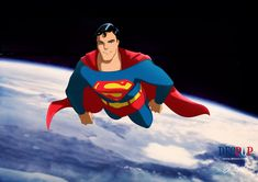 Christopher Reeve Style Superman by Des Taylor by *DESPOP on deviantART