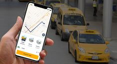 How has the taxi hailing applications revolutionized the taxi industry? Driver App, Taxi App, App Development, Uber, Advent, Period, Management, Industrial, Scene
