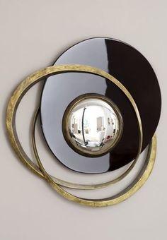 Herve Van Der Straeten Mirror   Milan Design Week, iSaloni 2015, Milano, Fuorisalone