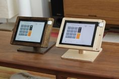 Square Register Stand. We designed our Square Register Stand to make collecting payments even easier. A precisely milled rail surrounds the ...