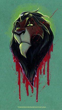 Drawing Disney Animals The Lion King - Drawing Disney Kunst, Arte Disney, Disney Fan Art, Disney Disney, Disney Maleficent, Scar Lion King, Lion King Fan Art, The Lion King, Cartoon Drawings Of Animals