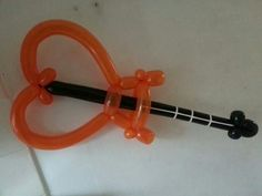 Balloon Guitar