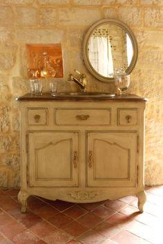 "Комод, мебель, коллекция ""Шато"" (Chateau), мебель в стиле прованс, интерьер, chest of drawers, Chateau collection  www.in-lavka.ru"