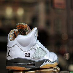 Air Jordan 5 Retro.