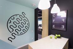 HAAST Office Interior Design | HAAST Architectural Bureau |  Office Kitchen Design