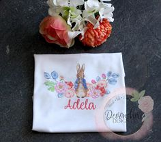 This item is unavailable My Themes, Peter Rabbit, Gift Packaging, 1st Birthday Parties, Halloween Pumpkins, Cool Suits, Tshirt Colors, Your Favorite, Easter