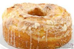 Receita de Bolo de banana recheado em receitas de bolos, veja essa e outras receitas aqui!
