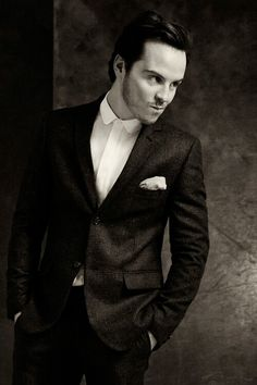 Jim Moriarty AKA Richard Brooke AKA Andrew Scott. Oh god, I'm turning into my friend.