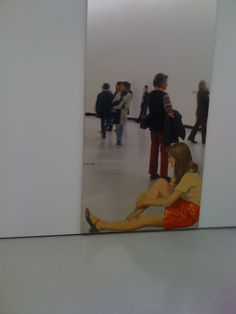 5 - Michelangelo Pistoletto - Mirror paintings