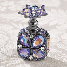 Lavender Romance Perfume Bottle - Furniture, Home Decor and Home Furnishings, Home Accessories and Gifts | Expressions