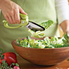 Toss & Chop Titanium Salad Scissors | Williams-Sonoma