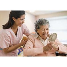 The in-home care givers provided by HomeWell have a passion for helping others and ensuring they all of their needs are met with a smile.  http://homewellseniorcare.com/