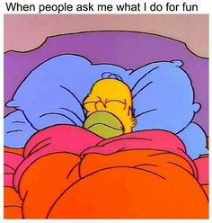 Just me and my bed. #introvert