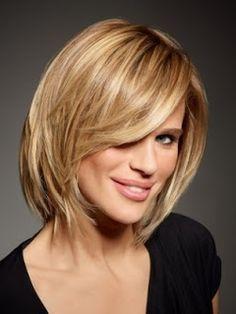 Super cute haircut! Hairstyle and Haircuts 2013: Haircut for medium hairn 2013