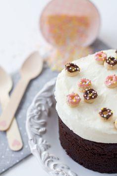 How To Make Tiny Donut Sprinkles!