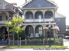 Gingerbread house trim ideas